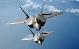 F-22 Mỹ khó giành chiến thắng trong cuộc không chiến với Su-35 Nga ở Syria