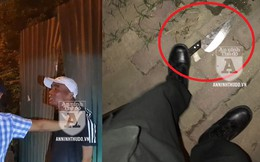 [CLIP] Khoảnh khắc khống chế đối tượng côn đồ manh động, rút dao tấn công tổ 141