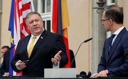 Ông Pompeo cảnh báo Đức phải quyết định chọn Huawei hoặc Mỹ
