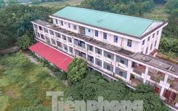 Cận cảnh Bệnh viện Đa khoa Mê Linh 2.700 tỷ đồng bị bỏ hoang