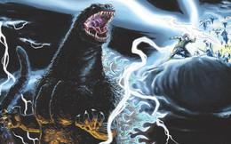 Godzilla: Nổi cơn thịnh nộ, Vua Quái Vật từng xóa sổ cả đỉnh Olympus của các thần Hy Lạp