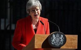 """Nữ Thủ tướng Anh từ chức và thỏa thuận hợp đồng """"ly hôn"""" châu Âu bất thành"""