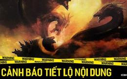 Tiết lộ kẻ thù chung cực kì nguy hiểm của Godzilla và Kong ngay đoạn kết Godzilla: Đế Vương Bất Tử
