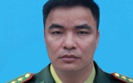 Thiếu tá biên phòng hi sinh khi bắt tội phạm ma túy chưa kịp đeo quân hàm mới