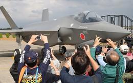 """Nhật khóa chặt khu vực """"siêu tiêm kích"""" F-35 rơi: Nga-Trung nhăm nhe thông tin tuyệt mật?"""