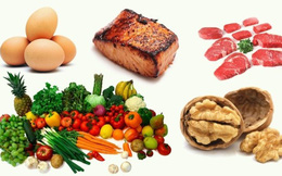 Chuyên gia tiết lộ các loại đồ ăn tốt cho trẻ ung thư