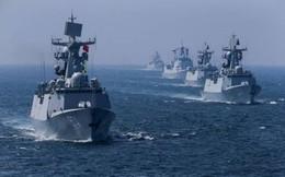 Trung Quốc bất ngờ tổ chức tập trận huấn luyện quân sự tại Biển Đông