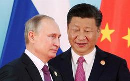 Ông Tập ca ngợi Tổng thống Putin là 'bạn tốt, bạn tâm giao'