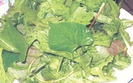 Ăn rau sống dễ nuốt... trứng sán dây lợn