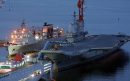 Điểm yếu cực lớn của tàu sân bay Trung Quốc sẽ tuần tra biển Đông