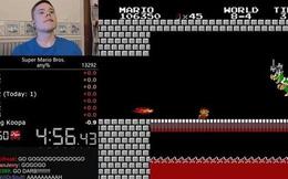 Xem màn chơi Mario lập kỷ lục Guinness: Chưa ăn xong bát phở đã thấy phá đảo game!