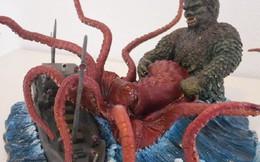 Bạch tuộc khổng lồ Daidako: Con quái vật sẽ sớm chạm trán với Godzilla trong tương lai?