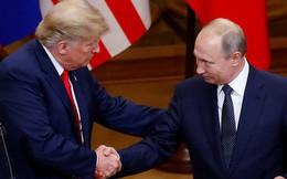 """Bất ngờ với những lời """"có cánh"""" của TT Putin dành cho TT Trump"""