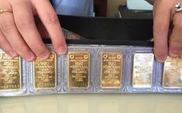 Giá vàng SJC tăng gần 1 triệu đồng mỗi lượng