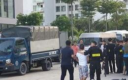 """Đột kích """"sào huyệt"""" nhóm tội phạm công nghệ cao, bắt 22 đối tượng người Trung Quốc"""
