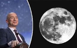 """Mục đích cao cả của Jeff Bezos khi muốn """"thuộc địa hóa"""" Mặt trăng: Để cứu Trái đất"""