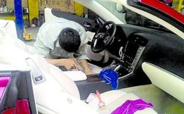Dọn nội thất ô tô thế nào sạch nhất?