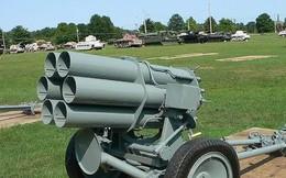 """Đức từng sản xuất súng cối 6 nòng Nebelwerfer đối chọi với BM-13-""""Katyusha"""" của Liên Xô"""