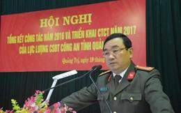 Bộ Công an gia hạn xác minh tố cáo giám đốc Công an Quảng Trị