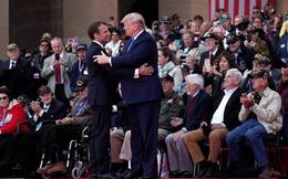 Tổng thống Trump thể hiện khác biệt trong sự kiện lịch sử tại Pháp