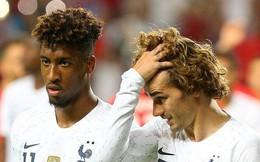 Đương kim vô địch thế giới Pháp thua sốc, thiết lập nhiều cột mốc không thể thất vọng hơn