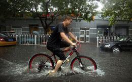 Lũ lụt nghiêm trọng ở Giang Tây, Trung Quốc sơ tán 45.000 người