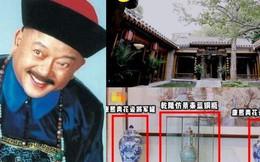 """""""Hoà Thân"""" Vương Cương và cuộc sống khiến cả Cbiz sửng sốt: Đại gia đồ cổ cùng căn nhà trị giá hàng ngàn tỷ đồng"""
