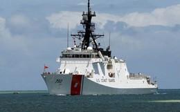 Cảnh sát biển Mỹ tăng cường hiện diện ở biển Đông