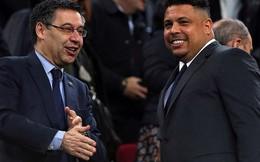 """Ronaldo """"béo"""" nói gì trước nghi án Valladolid bán độ"""