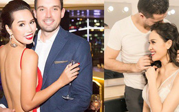 Cuộc sống cật lực chạy show kiếm tiền vun đắp tổ ấm của 2 siêu mẫu nóng bỏng lấy chồng Tây
