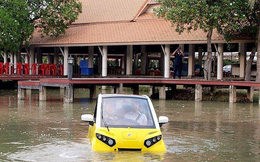 Đại gia Nhật muốn bán ôtô lội nước giá 250 triệu tại Việt Nam