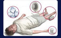 Từ trường hợp nghi tử vong do sốc nhiệt: Cần phòng và sơ cứu đúng cách