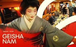 Ẩn sau vẻ đẹp chết người của một Geisha Nam: Sức quyến rũ từ lời nói đường mật thu về cả tỷ đồng mỗi đêm