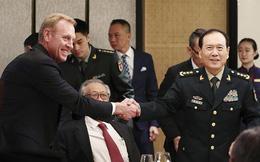 Món quà 'lạ' quyền Bộ trưởng Quốc phòng Mỹ gửi người đồng cấp Trung Quốc