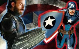 """10 chiếc khiên danh bất hư truyền đã đồng hành cùng các """"phiên bản"""" Captain America trong lịch sử truyện tranh"""