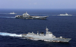 """Trung Quốc tuyên bố """"không dùng tàu sân bay giải quyết tranh chấp trên biển"""""""