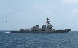 Mỹ điều thêm tàu khu trục tới vịnh Oman, vẫn khẳng định không muốn chiến tranh với Iran