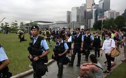 Hồng Kông treo dự luật dẫn độ sau biểu tình