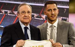 50.000 CĐV nô nức tới thánh địa Bernabeu để theo dõi màn ra mắt của siêu sao Eden Hazard - cầu thủ đắt giá nhất lịch sử Real Madrid