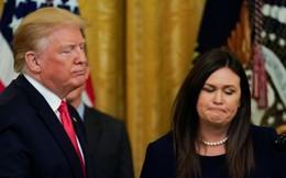 Người phát ngôn Nhà Trắng đột ngột thông báo từ chức
