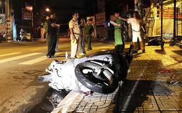 Chạy xe 'kẹp 3' gặp tai nạn, 3 người thương vong