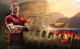 'Hoàng tử' Totti chia tay Roma sau tròn 30 năm gắn bó, chính thức khép lại câu chuyện tình đẹp bậc nhất tại thành Rome