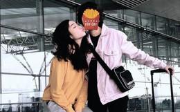 """Bức ảnh Bảo Hân """"Về nhà đi con"""" được gái lạ hôn gió khiến fan xôn xao: Là bạn thân hay người yêu thì nói 1 lời!"""