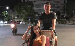 Dân mạng đã tìm ra infor cô gái có body nóng bỏng được cho là bạn gái của tuyển thủ Việt Nam Huỳnh Tấn Sinh