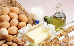 Ngừa loãng xương bằng thực phẩm