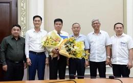 Ông Bùi Hòa An làm Phó giám đốc Sở GTVT TP.HCM