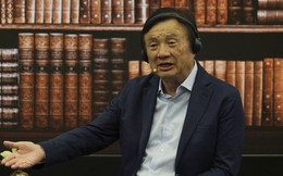 Tỉ phú Nhậm Chính Phi: Thiệt hại 30 tỉ USD chẳng thấm gì với Huawei