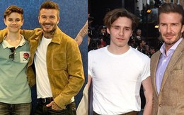 Con trai cả Brooklyn gây thất vọng vì yêu mù quáng, David Beckham chuyển sang o bế cậu hai Romeo Beckham?