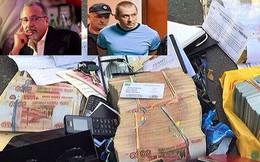 Cựu Đại tá Cảnh sát Nga lĩnh án vì nhận hối lộ và cản trở hoạt động tư pháp