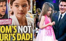 Sau bao năm, minh tinh Katie Holmes thú nhận trong nước mắt: Suri không phải con ruột của Tom Cruise?
